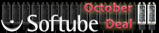 Banner Softube October Deal