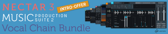 Banner izotope Introductory Offers II