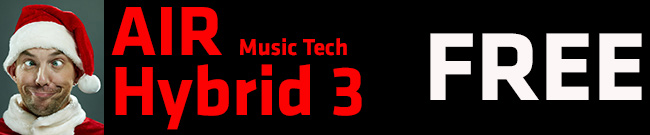 Banner Air Music Tech   HYBRID 3   FREE