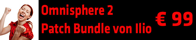 Deals | Omnisphere 2 Patch Bundle by Ilio - only 99