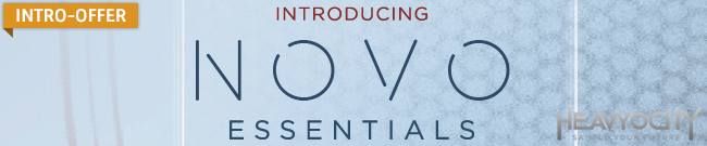 Banner NOVO Essentials Introductory Offer