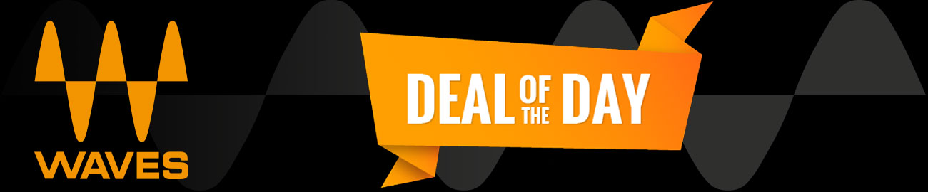 Deals | WAVES Deal Of The Day | bestservice com