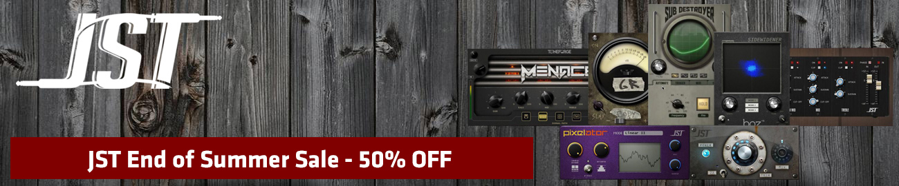 Banner JST Mid Summer Sale - 50% OFF