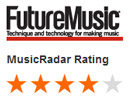 MusicRadar Rating 4 Stars
