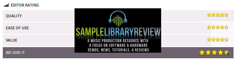 SampleLibraryReview Gravity