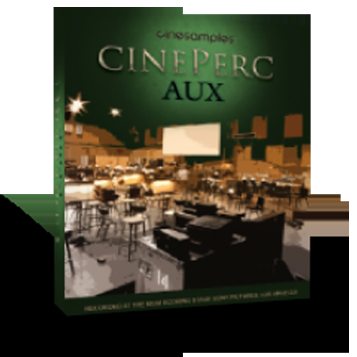 CinePerc Aux Box