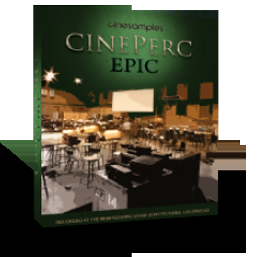 CinePerc Epic Box