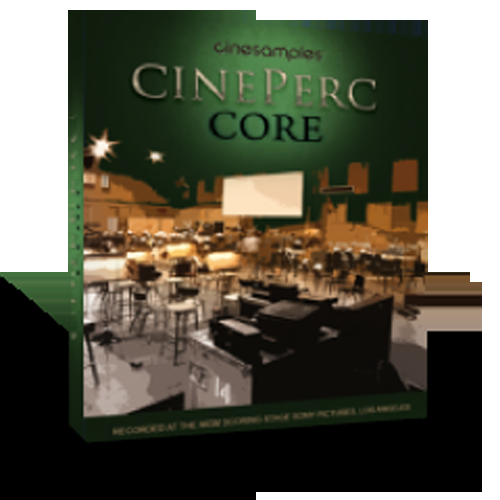CinePerc Core Box