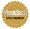 MusicTech Gear of the year gold