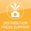 Distribution & Press Support