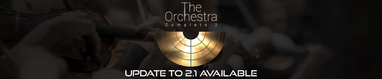 The Orchestra 2.1 Update