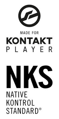 Kontakt Player & NKS Logo
